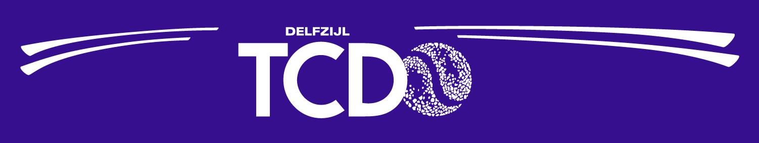 Tennisclub Delfzijl Logo